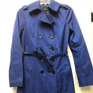 Express spring coat